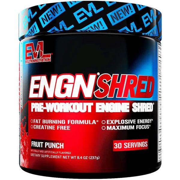Evlution Nutrition ENGN SHRED