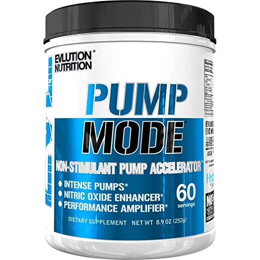 Evlution Nutrition Pump Mode