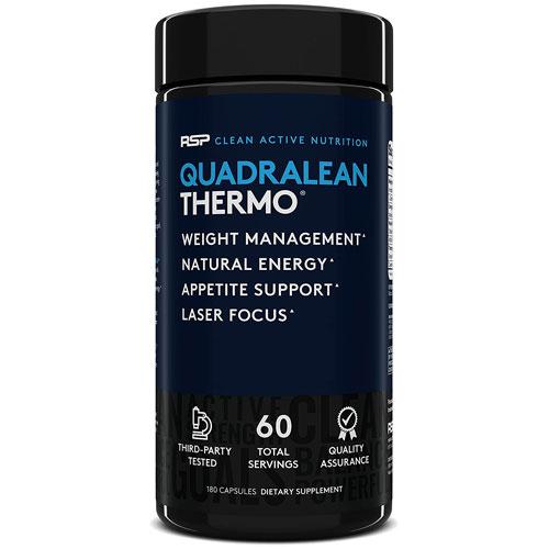 RSP Nutrition Quadralean Thermogenic